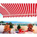Commercial Purpose Retractable Awning