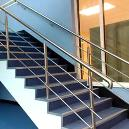 Stainless Steel Made Staircase Railing