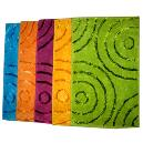 Colourful Viscose Bath Mat