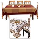Cotton Fabric Table Cloth