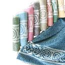 Colourful Cotton Bath Towels