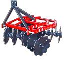Mounted Disc Harrow For Agricultural Industry