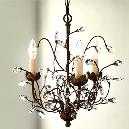 Intricately Designed Decorative Chandelier