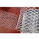 Expanded Galvanized Type Reinforcing Diamond Mesh