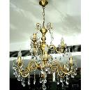 Fine Finished Decorative Chandelier