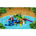 Jungle Theme Water Fun Play System