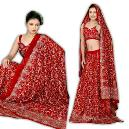 Colourful Lehnga For Brides