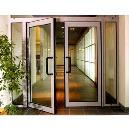Automatic Double Swing Door