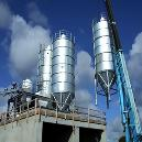 Abrasion Resistant Stainless Steel Silo