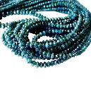 Rough Faceted Diamond Beads