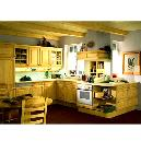 Wood Made Kitchen Cabinets