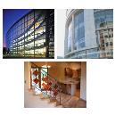 Industrial Purpose Architectural Bend Glass