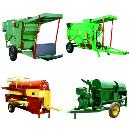 Three Walker Paddy Thresher