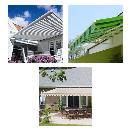 Corrosion Resistant Residential Awning