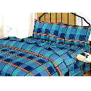 Multicolour Combined Bed Sheet Set