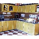 Water Proof Kitchen Cabinet