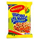 Noodles Made With Wheat