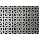 Perforated Designed Structures For Interior Decoration