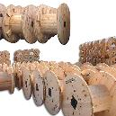 Wood Made Cable Drum
