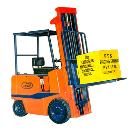 Electrically Operated Forklift Truck