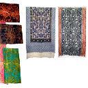 Wool Made Printed Shawls