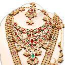 Kundan Designed Bridal Jewellery Set