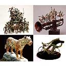 Intricately Designed Sculptures For Home Furnishing