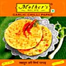 Garlic Green Chili Papad