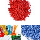 Industrial Grade Pre-Coloured Polymers
