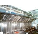 Exhaust System For Kitchen