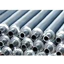 Continuous Spiral Finned Tubes