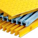 Fibreglass Made Pultruded Gratings