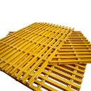 Fibreglass Reinforced Plastic Pultruded Grating