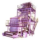Industrial Grade LDPE Inflation Machine