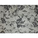 Tear Resistant Netted Jacquard Fabric