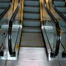 Automatic Escalators With Handrail