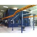 Commercial Purpose Powder Coating Line