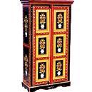 Painted Wooden Almirah
