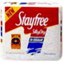Stayfree Silky-dry