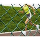 Polyvinyl Chloride Coated Chain Link Fencing