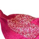 Pink Coloured Bed Cover