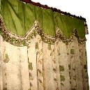 Smooth Finished Designer Curtain