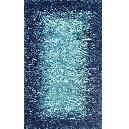 Blue Coloured Bath Rug