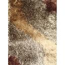 Brown Coloured Smooth Rug