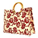 Floral Printed Ladies Bag