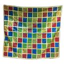 Chequered Type Colourful Bed Sheet