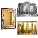 Intricately Designed Mirror Frame