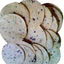 Hygienically Packed Round Papad