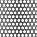 Round Hole Type Perforated Sheet