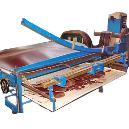 Industrial Grade Leather Straightening Machine